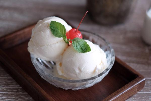903-Ice Cream Vanilla