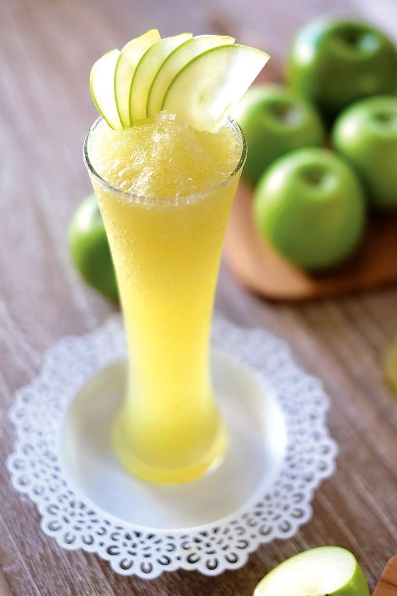 Apple Frappe