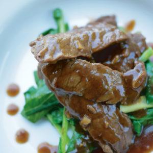 Beef Hoi Sin Sauce
