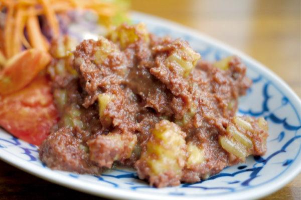 Corn Beef Potato