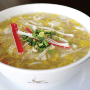 Corn Crab Soup