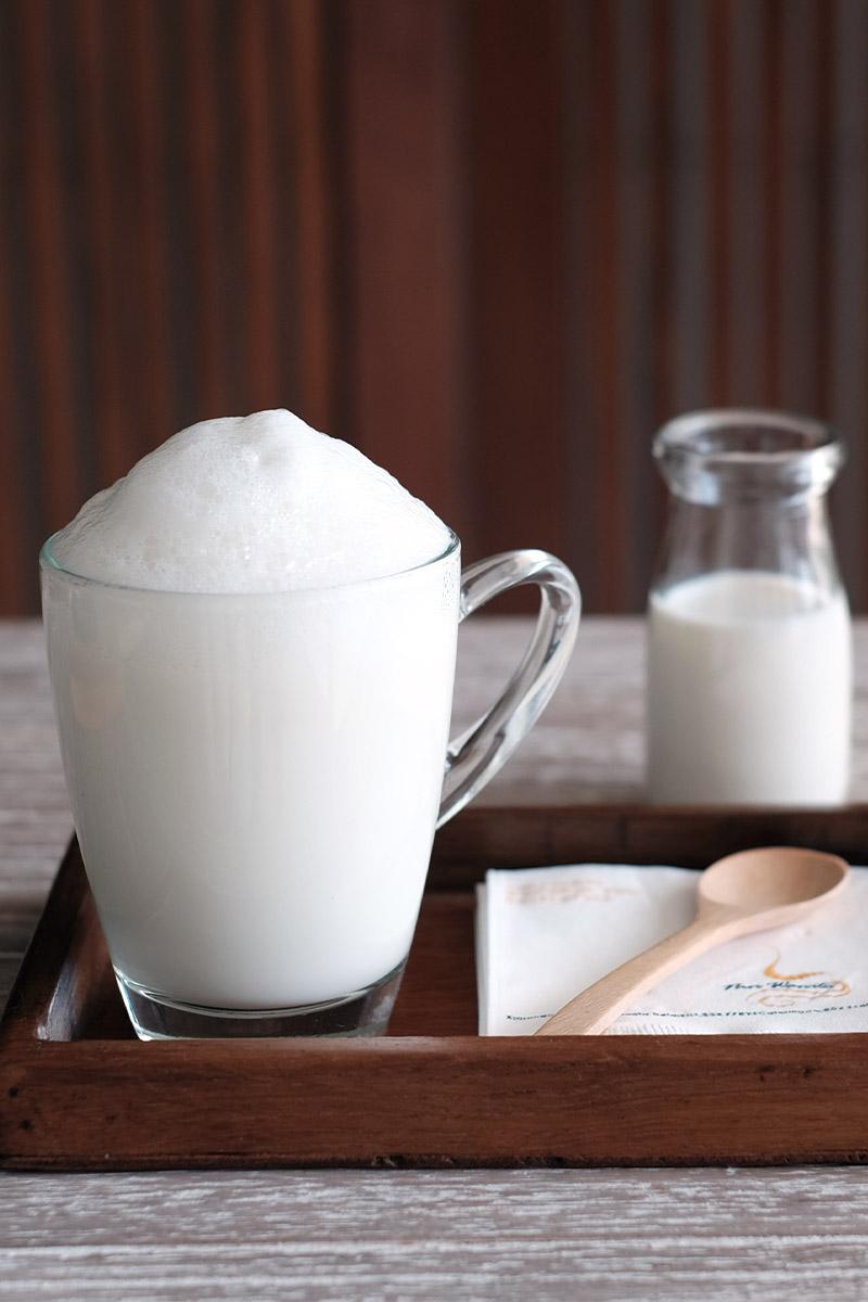 Fresh Milk Tarik
