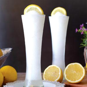 Lemon Frappe