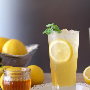 Lemon Honey Juice