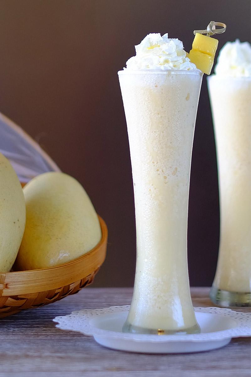 Mango Cream Smoothie