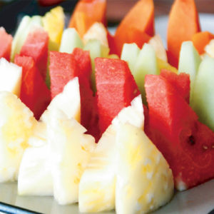 Mixed Fresh Fruit