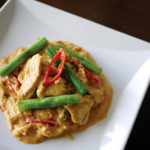 Pad Panang Curry