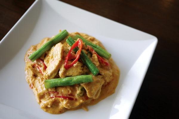 Pad Panang Curry