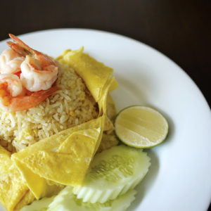 Pattaya Fried Rice