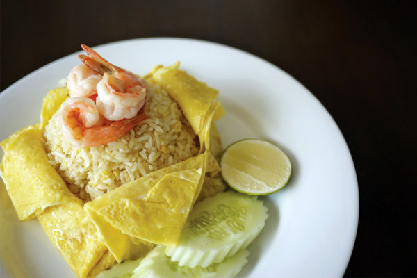 Pattaya Fried Rice Chicken