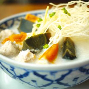 Rice Porridge Special
