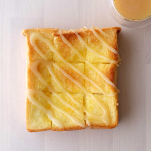 Toast Butter Susu Manis
