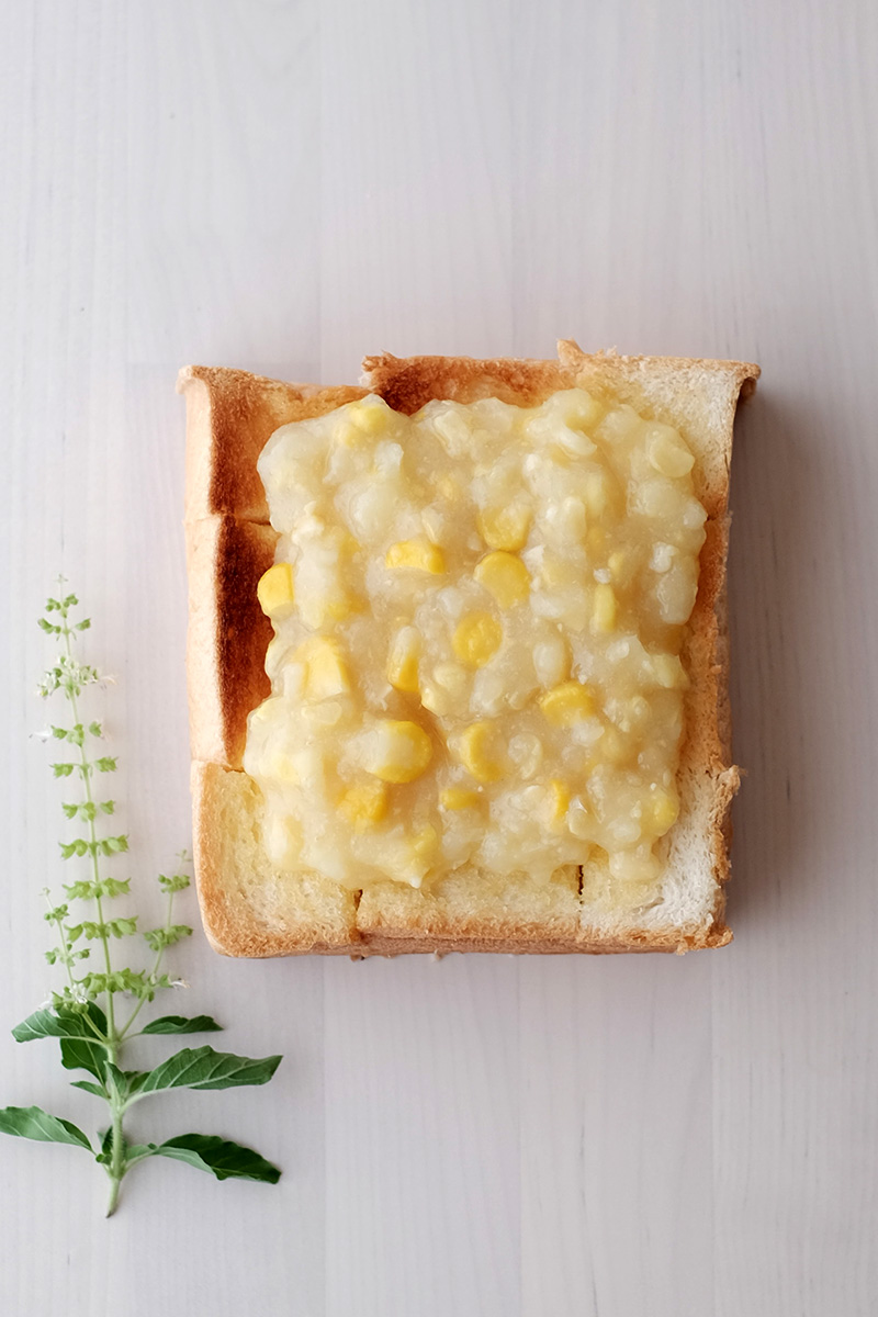 Toast Cream Corn