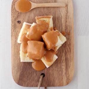 Toast Kaya Cha Thai