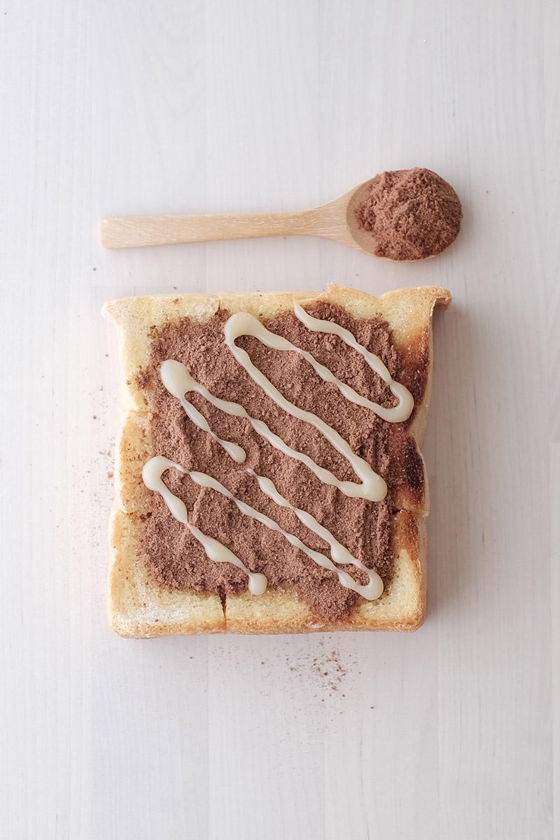 Toast Malt Milo