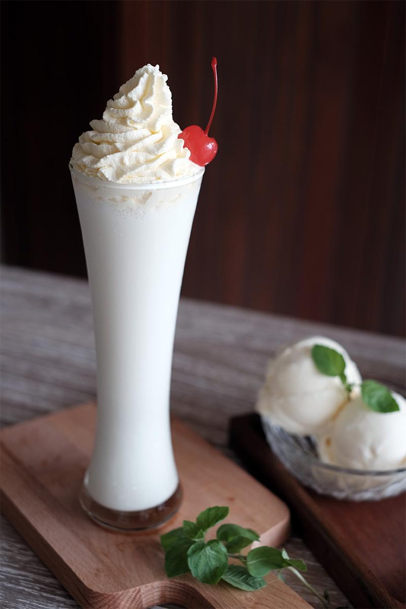 Vanilla Cream Smoothie