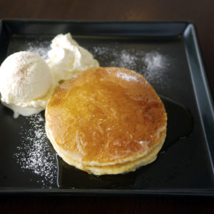 Pancake Ice cream